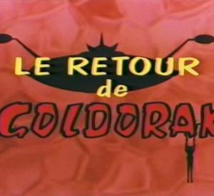 Le Retour de Goldorak