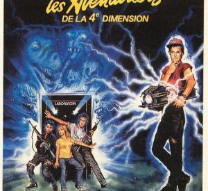 Les  Aventuriers de la 4e dimension