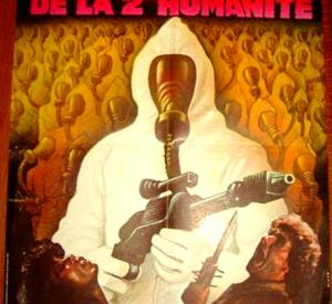 Les Mutants de la 2ème Humanité