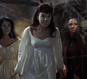 Les femelles vampires à l'attaque !