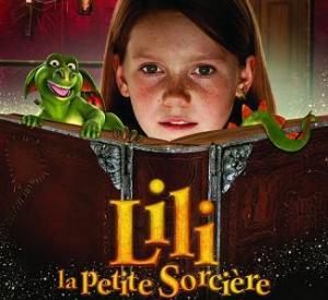 Lili la Petite Sorcière: Le Dragon et le Livre Magique