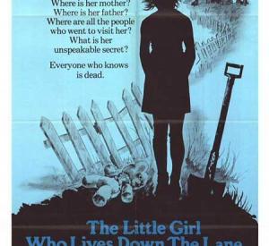 La Petite fille au bout du chemin
