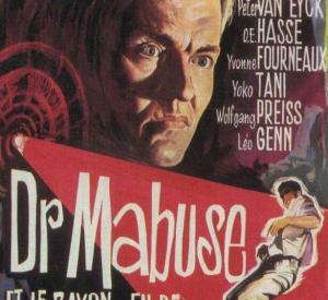 Les Rayons de la Mort du Dr. Mabuse