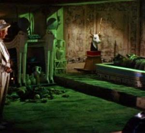 La Malediction des Pharaons