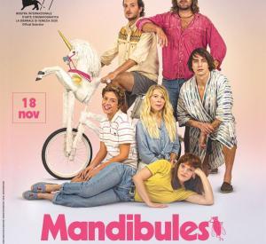 Mandibules