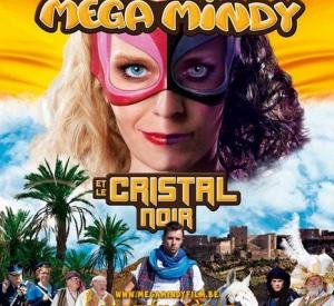 Mega Mindy et le Cristal Noir