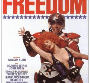 Mister Freedom (Affiche)