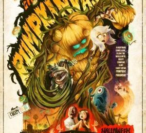 Monstres contre Aliens : Les Citrouilles Mutantes Venues de l'Espace