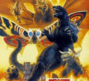Ghidrah: le Monstre à Trois Têtes