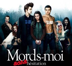Vampires suck : Mords-Moi Sans Hésitation