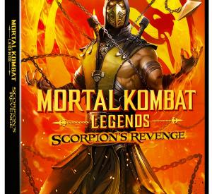 Mortal Kombat Legends : Scorpion's Revenge