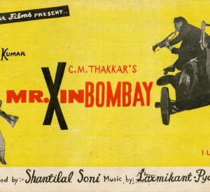 Mr. X in Bombay