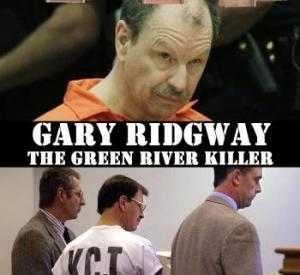 Mugshots: Gary Ridgway, the Green River Killer