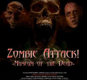 Zombie Attack! Museum of the dead