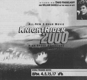K 2000 : La Nouvelle Arme