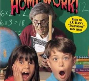 Shadow Zone: My Teacher Ate My Homework!