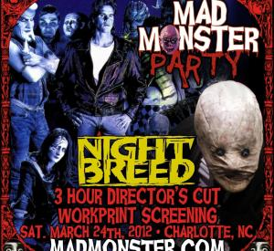 Nightbreed - Mad Monster Party