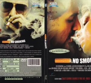 No Smoking (Jaquette DVD)