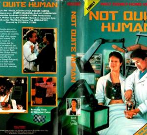 Not Quite Human