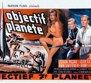 Objectif : Septième Planète - Voyage vers la 7ème planète