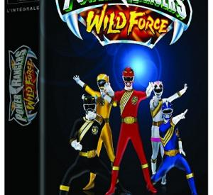 Power Rangers: Force Animale