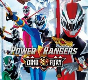Power Rangers Dino Fury
