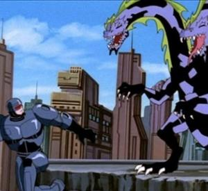 Robocop : Alpha Commando