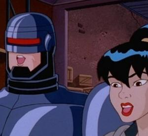 Robocop : Alpha Commando