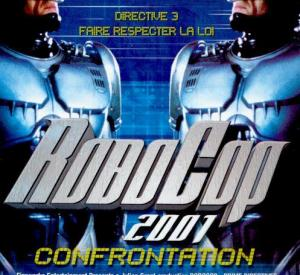 Robocop 2001: Confrontation