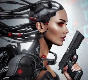 RoboWoman