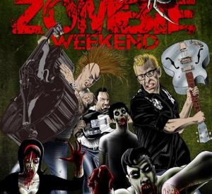 Rockabilly Zombie Weekend