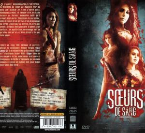 Soeurs de Sang (Jaquette DVD)