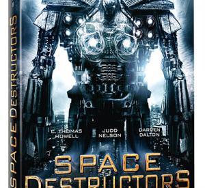 Space Destructors - Et la Terre s'arrêta
