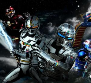 Space Sheriff Gavan : The Movie