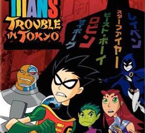 Les Jeunes titans: Trouble à Tokyo