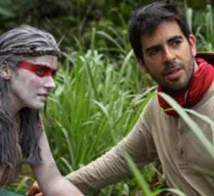 The Green Inferno - Eli Roth & Lorenza Izzo
