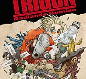 Trigun - Badlands Rumble : The Movie