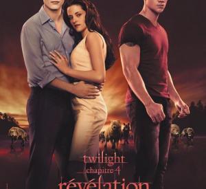 Twilight - Chapitre 4 : Révelation - 1ère Partie