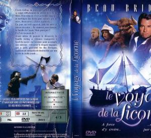 L'Odyssée fantastique - Le Voyage de Licorne