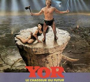 Yor : Le chasseur du futur