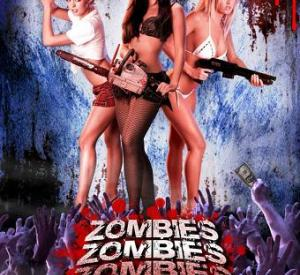 Zombies ! Zombies ! Zombies ! : Strippers VS Zombies