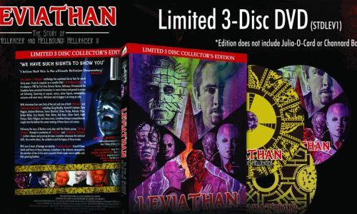Leviathan : un documentaire sur Hellraiser