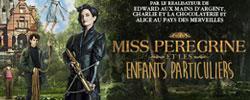 Miss Peregrine & les enfants particuliers