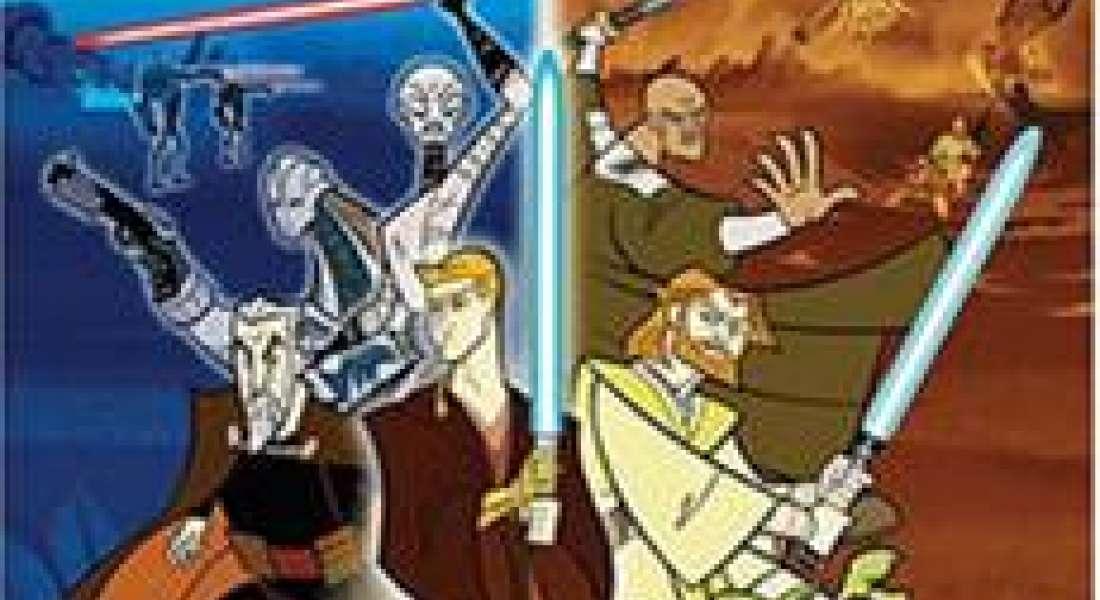 Clone Wars - Saison 1