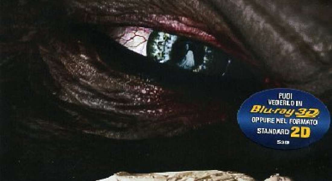 Dracula 3D - Blu-Ray Italien
