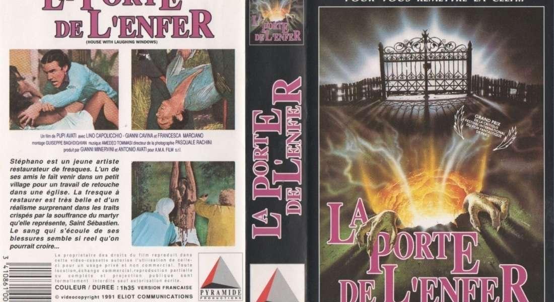 La Porte de l'Enfer (VHS France)