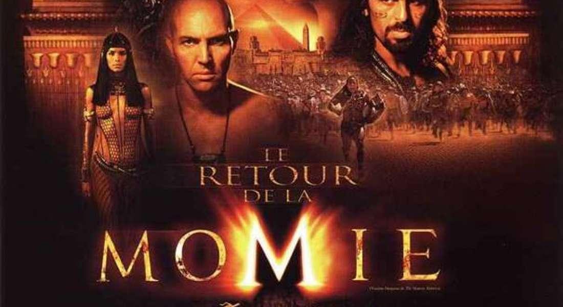 Le Retour de la Momie
