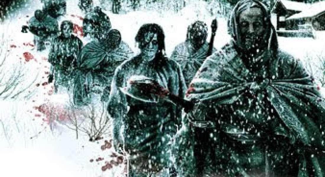 Blood Snow