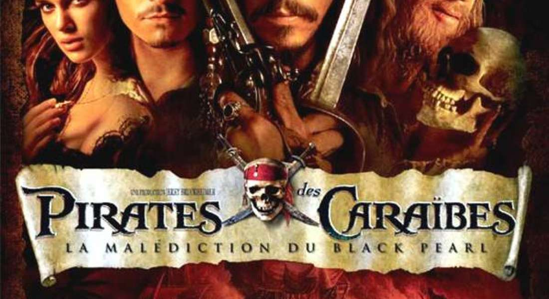 Pirates des Caraïbes: La malédiction du Black Pearl