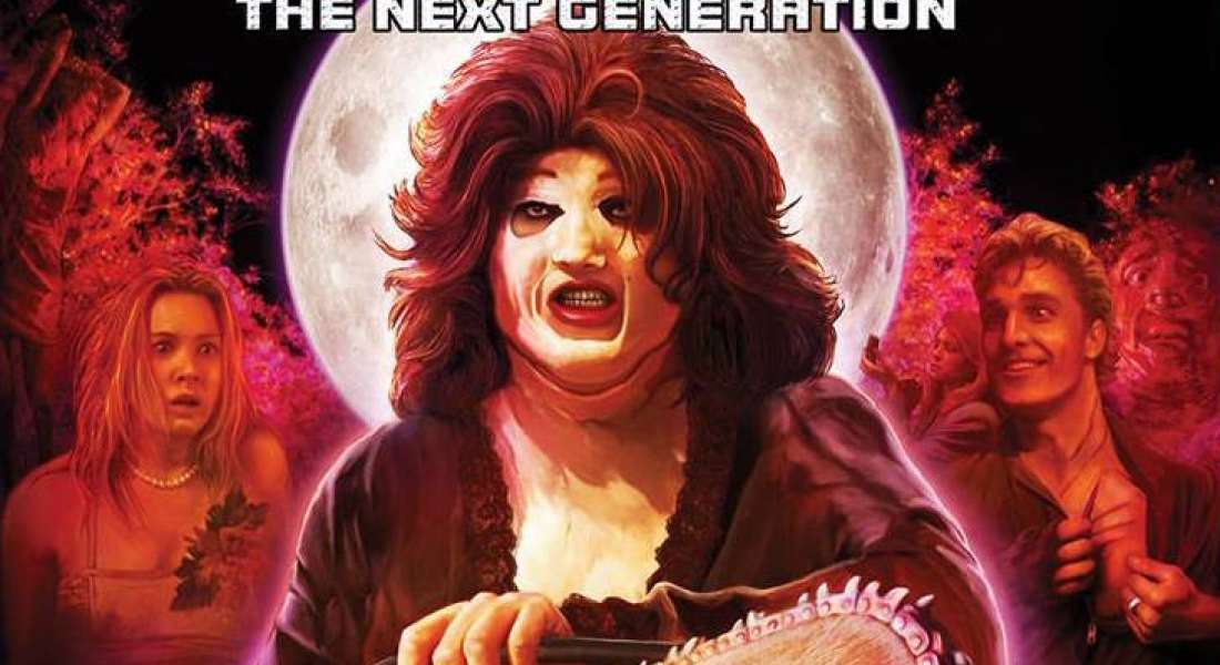 Massacre à la tronçonneuse 4 : La Nouvelle Génération